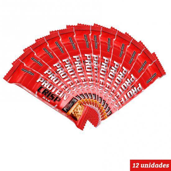 5c74bd054 caciquesuplementos.com.br - Combo Protein Crisp Bar (12 unidades ...